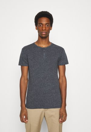 ESTEPONA - Basic T-shirt - navy