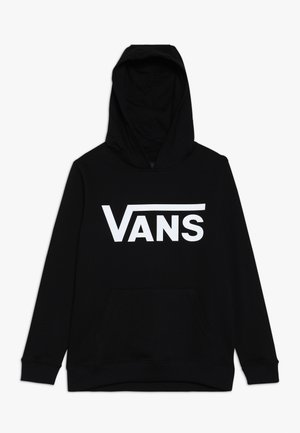 BY VANS CLASSIC PO HOODIE FT BOYS - Jersey con capucha - black