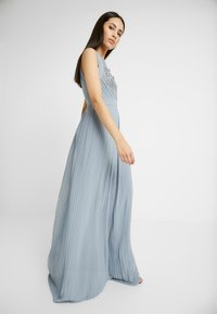 TFNC Tall - MADALINE MAXI - Occasion wear - grey blue - 2