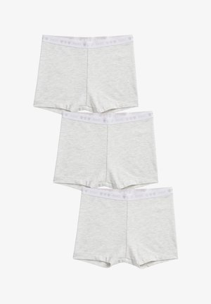 3 PACK MODESTY - Pants - grey