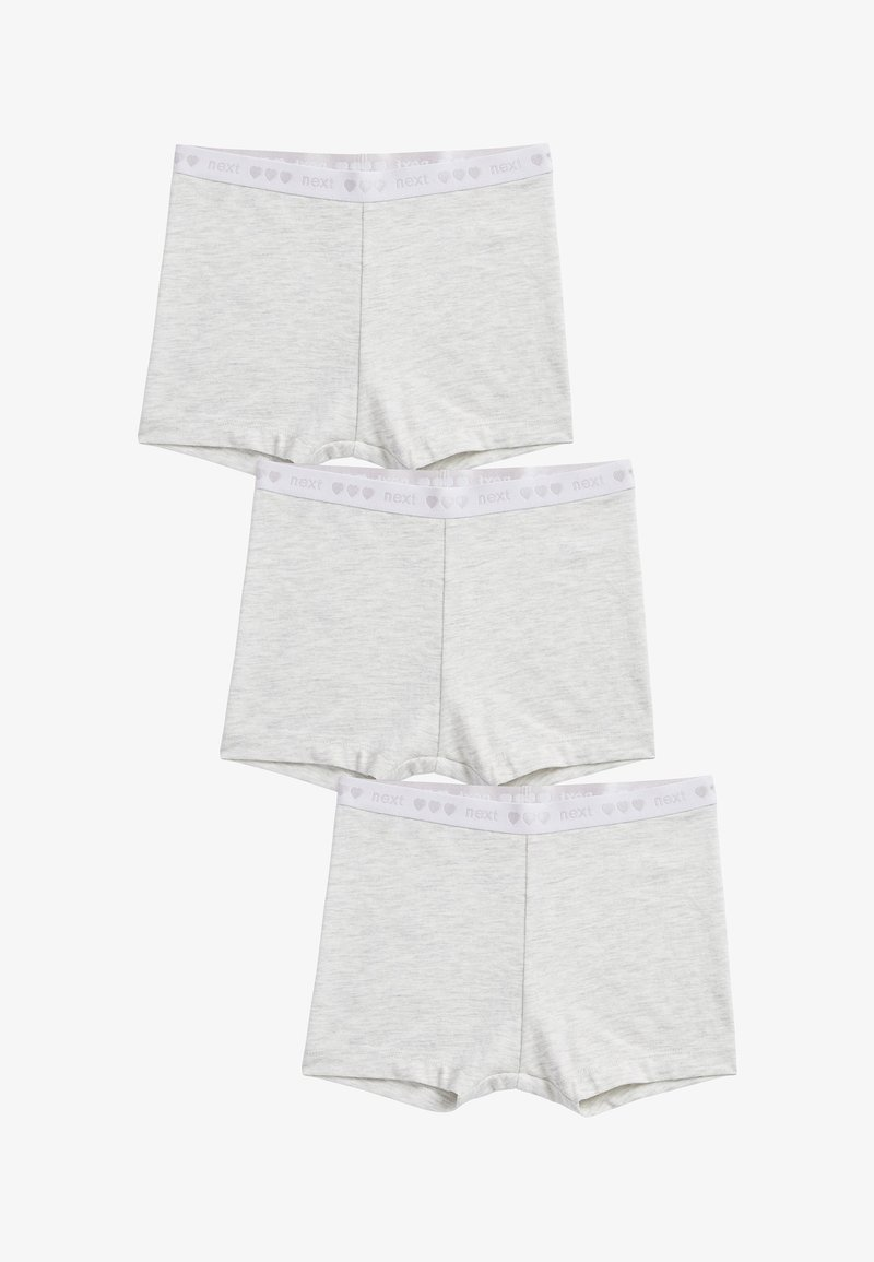 Next - 3 PACK MODESTY - Pants - grey