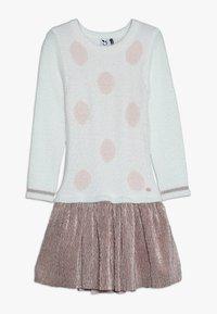 3 Pommes - DRESS - Jerseykleid - old pink - 0
