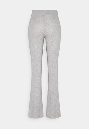 PANTS - Kangashousut - light grey