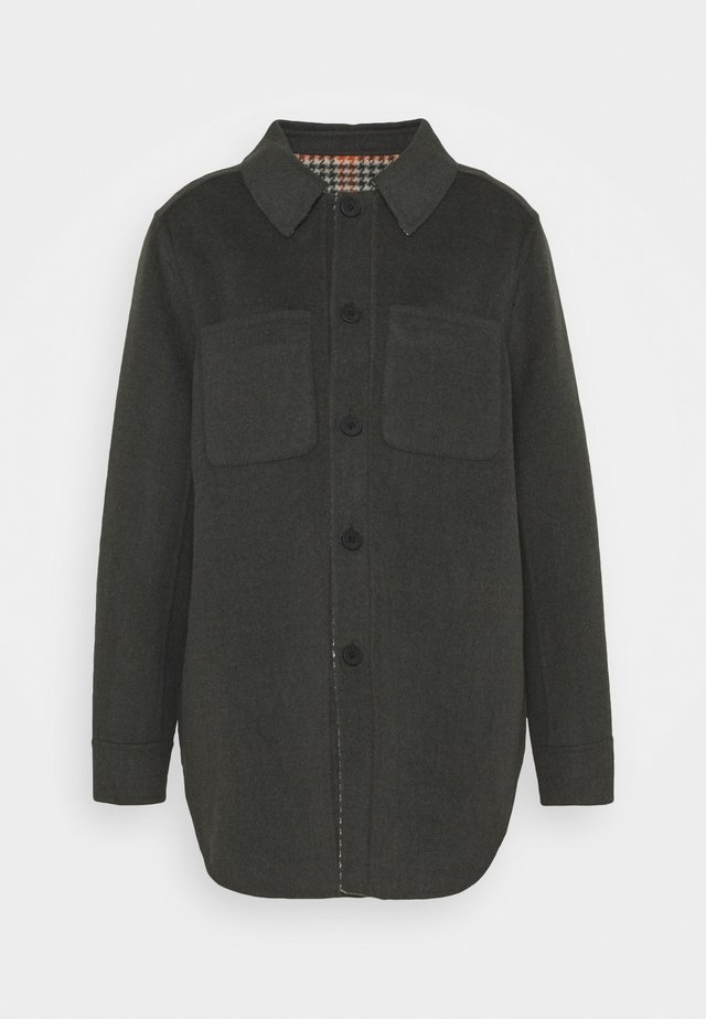 JUDY  - Summer jacket - dark olive