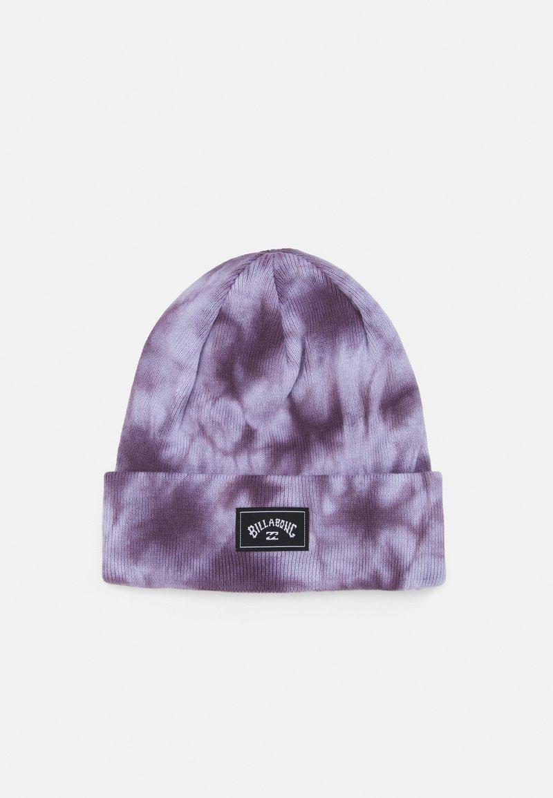 Billabong - DYED UNISEX - Gorro - purple haze