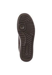 K1X - Sneakers hoog - brown - 4