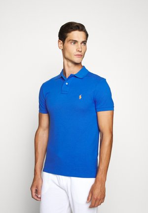 BASIC - Polo shirt - new iris blue