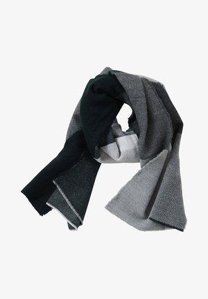 Sjaal - grau/black