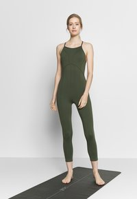 Free People - SIDE TO SIDE PERFORMANCE - Mono deportivo - green - 1