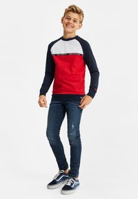 WE Fashion - 2-PACK - Long sleeved top - red - 0