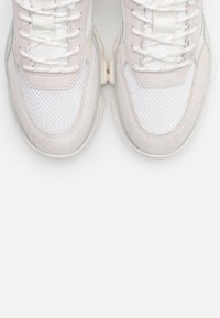 Marc O'Polo - JULIA - Trainers - white/cognac - 5