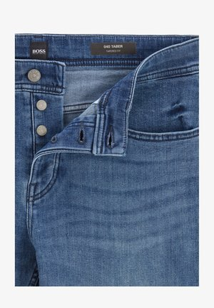TABER BC-C - Jean slim - blue