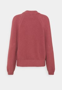 GAP - TEXTURED ABBREVIATED - Vest - roan rouge - 1