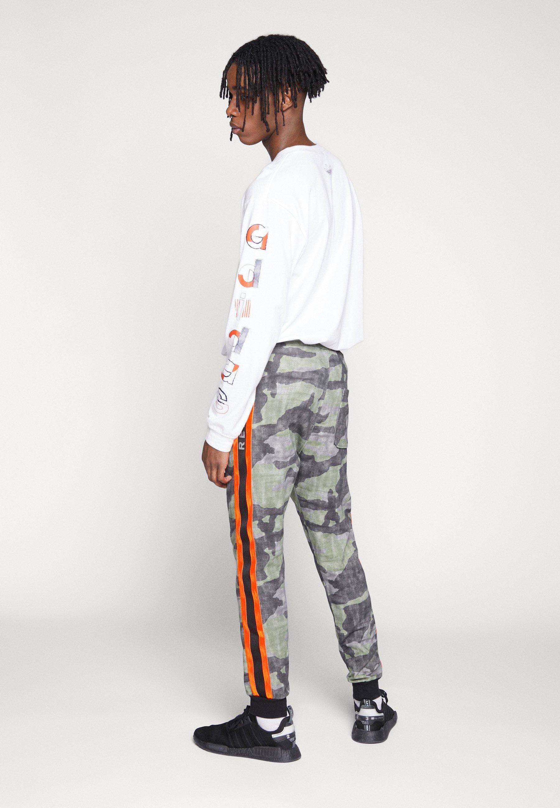 Replay Pantalon de survêtement - khaki