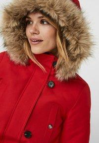 Vero Moda - VMEXCURSION - Winter coat - goji berry - 3