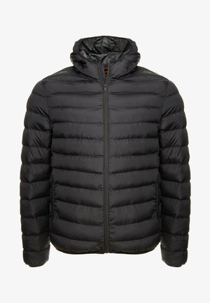 GRANTPLAIN PLUS - Chaqueta de invierno - black