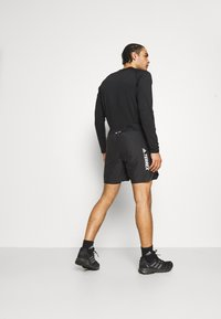 adidas Performance - AGRAVIC SHORT 2-IN-1  - Sports shorts - black/white - 2