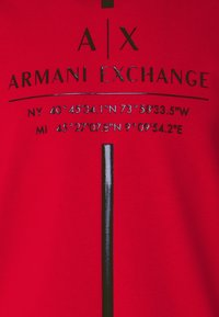 Armani Exchange - Sweater - absolut red - 2