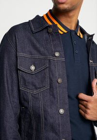 Jack & Jones - JJIALVIN JJJACKET - Denim jacket - blue denim - 5