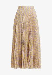 Birgitte Herskind - NESSA SKIRT - A-line skirt - yellow - 3