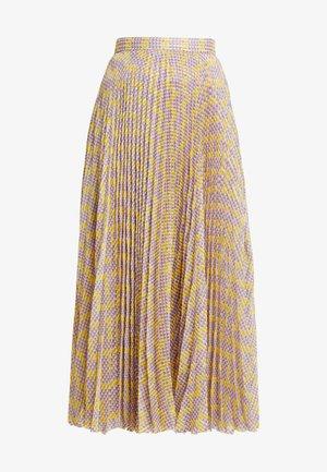 NESSA SKIRT - A-line skirt - yellow