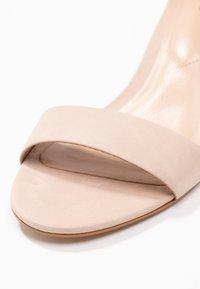 ALDO Wide Fit - WIDE FIT VILLAROSAW - Sandals - blush nude - 2