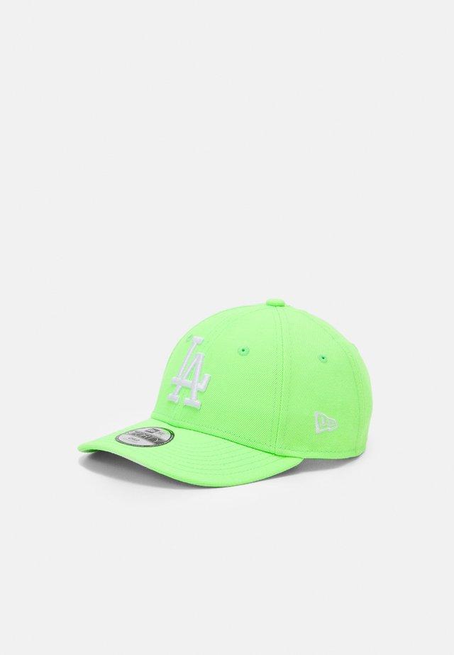 KIDS TOD PACK FORTY UNISEX - Kšiltovka - neon green