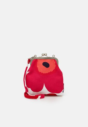 ROOSA PIENI UNIKKO BAG - Clutch - white/red