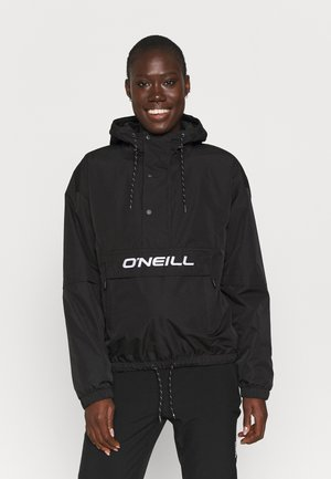 BLOCKSTAR ANORAK - Snowboard jacket - black out