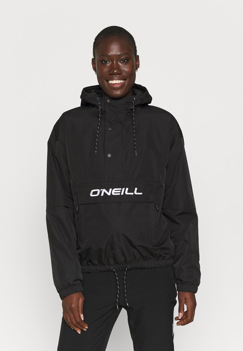 O'Neill - BLOCKSTAR ANORAK - Snowboard jacket - black out