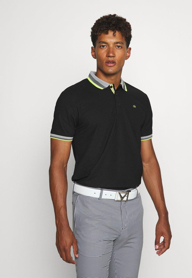 Calvin Klein Golf - SPARK - T-shirt de sport - black