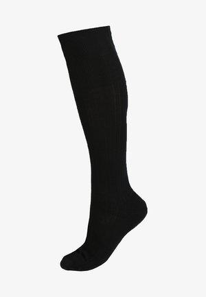 BRISTOL PURE - Knee high socks - black