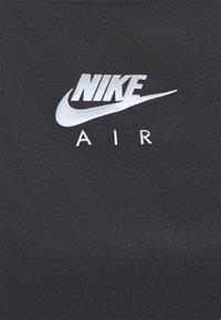 Nike Performance - AIR TANK - Topper - black/silver - 2