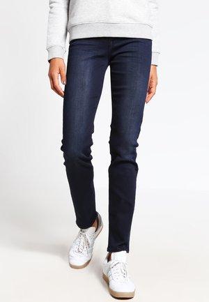 ELLY - Jeansy Straight Leg - super dark