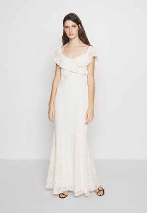 LONG GOWN - Occasion wear - ivory