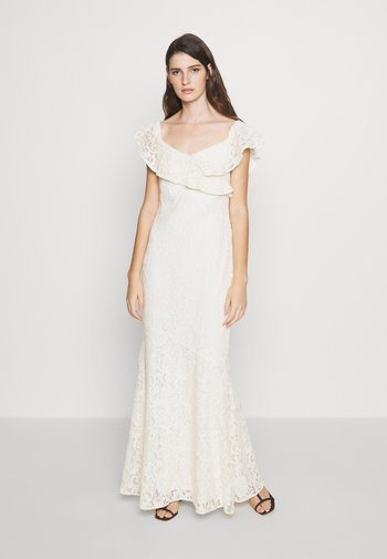 LONG GOWN - Ballkjole - ivory