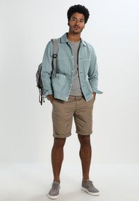 Jack & Jones - NOOS - T-shirt basic - light grey melange - 1