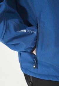Whistler - DUBLIN - Soft shell jacket - poseidon - 3