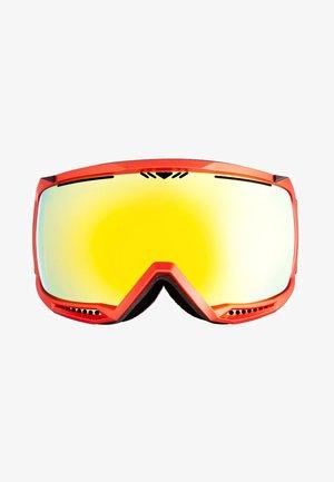 Skibrille - red