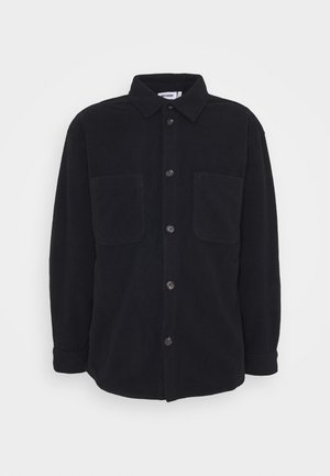 WORK OVERSHIRT - Camisa - black