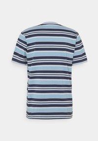 Dickies - WHEATON - Print T-shirt - fog blue - 1