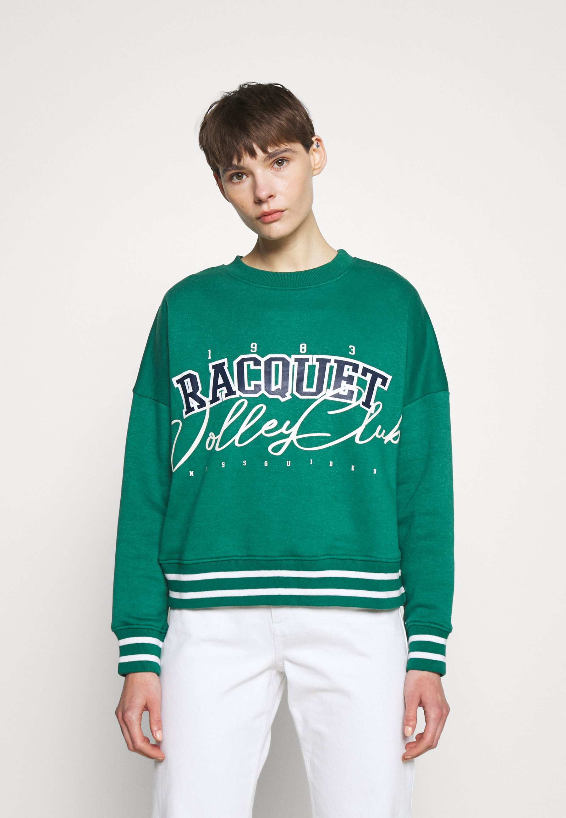 Women CONTRAST  - Sweatshirt