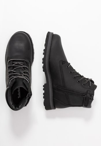 COURMA TRADITIONAL - Lace-up ankle boots - black