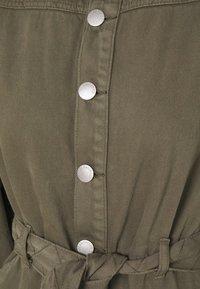 Glamorous Petite - LADIES WASH - Overall / Jumpsuit /Buksedragter - khaki - 5