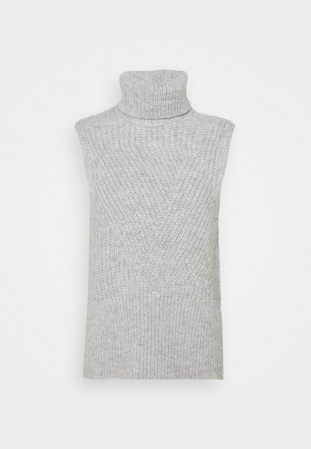 YASBRAVO - Jumper - light grey melange