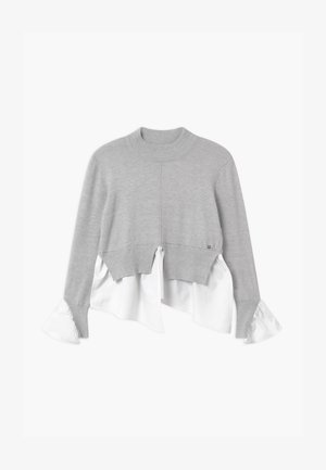 GARDENIA - Jumper - grey