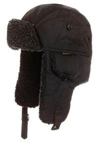Barbour - HUNTER HAT - Beanie - black - 0