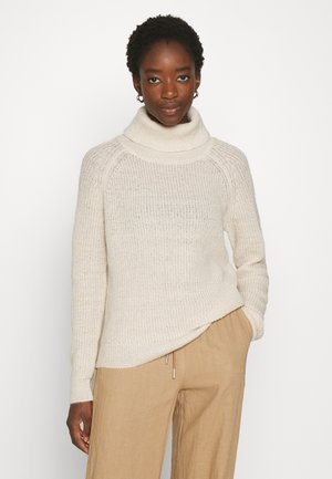 VIJUPA TURTLE NECK - Pullover - birch