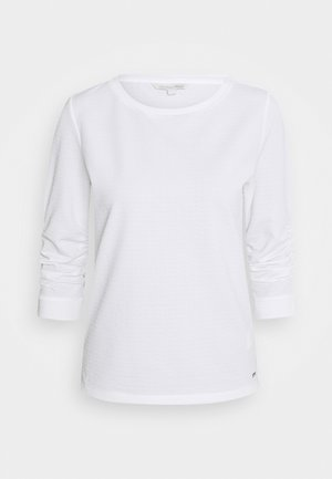 STRUCTURED - Basic T-shirt - off white