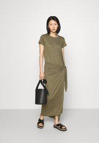 Polo Ralph Lauren - Maxi dress - basic olive - 1